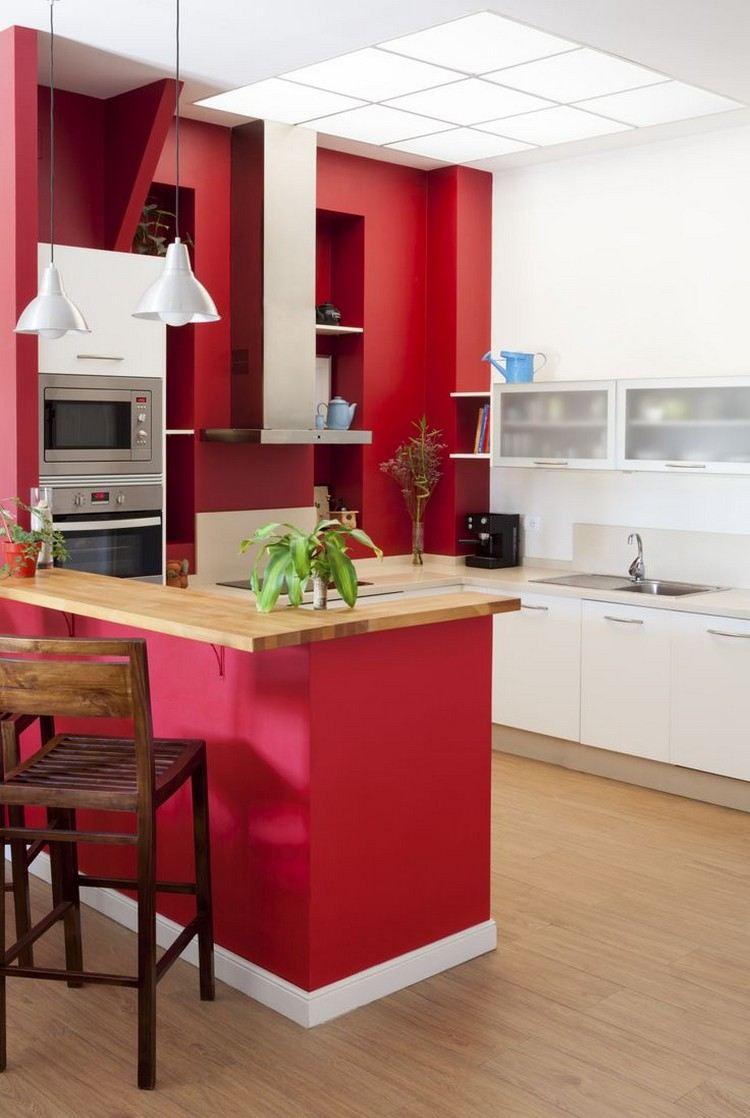 arbeitsplatte k che helles holz wandfarbe k che helles holz. Black Bedroom Furniture Sets. Home Design Ideas