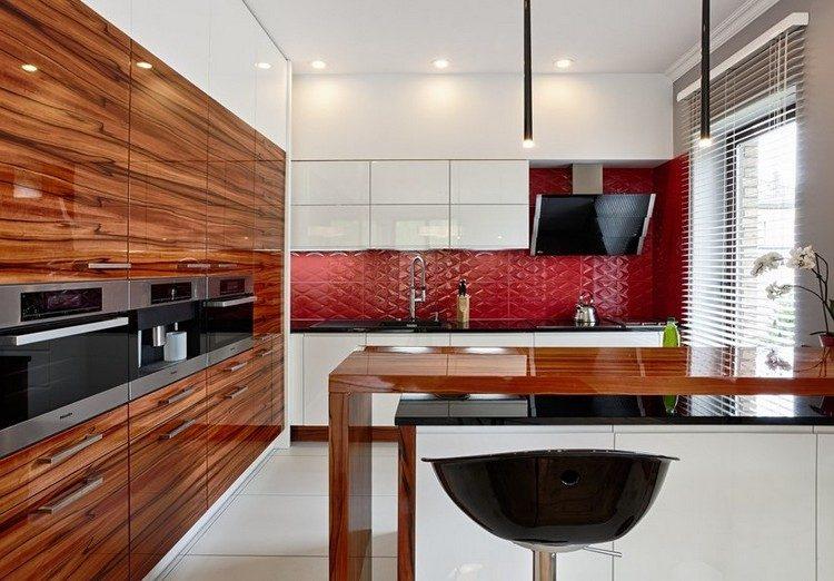 wandpaneele kuche grau | designmore, Kuchen dekoo