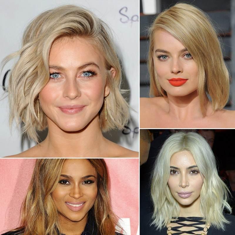 Frisuren fr Herbst 2015  Trendige Haarschnitte und Farben