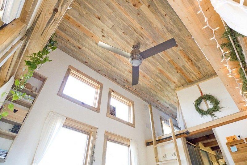 Kleine Rume einrichten  ein Minihaus auf Rdern