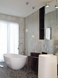 Beton Design fr moderne Gestaltung von 75 Innenrumen