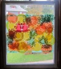 Die Besten 25 Fensterdeko Herbst Ideen Auf Pinterest