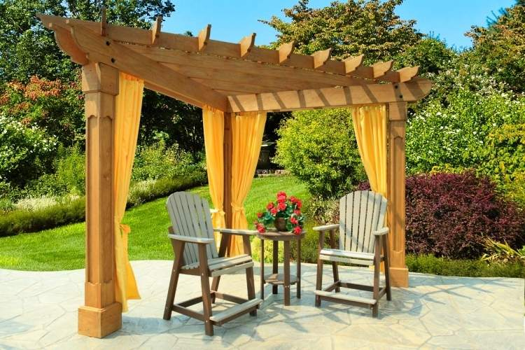 arbor patio pergola - meuble garten, Gartengerate ideen