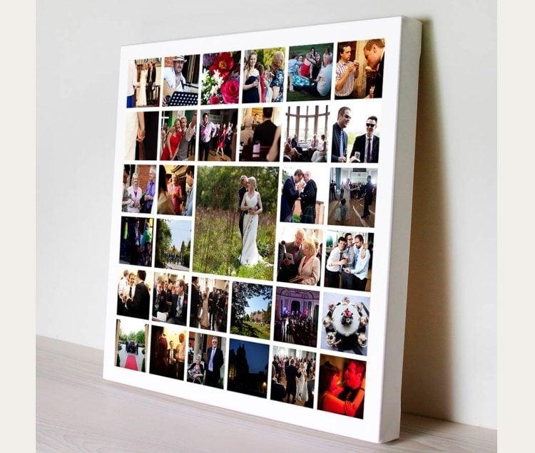 Originelle ausgefallene Fotogeschenke  38 kreative Ideen