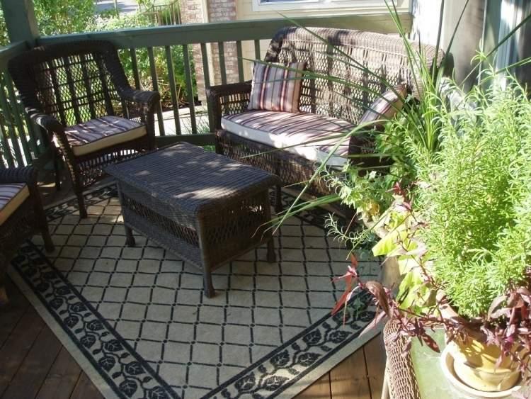 sichtschutz rattan meterware » terrassenholz, Hause und garten