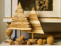 30 Ideen fr Weihnachtsdeko aus Holz und Basteltipps
