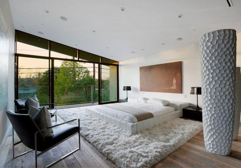 ... Schlafzimmer Farbgestaltung Tone Tapete Und High End Betten Schlafzimmer  Farbgestaltung Tone Tapete Und High End ...