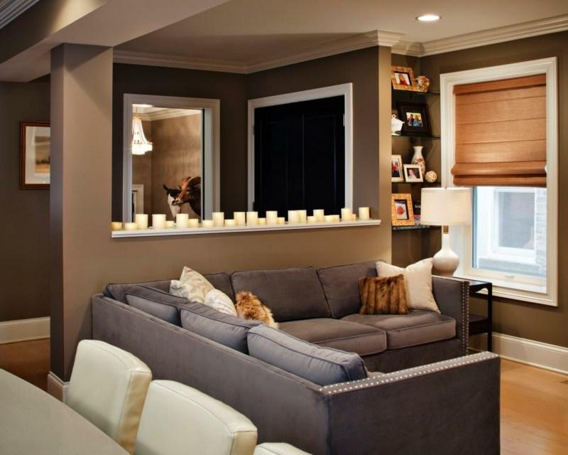 wohnzimmer streichen ideen braun wohnzimmer streichen ideen ... - Wohnzimmer Wandgestaltung Braun