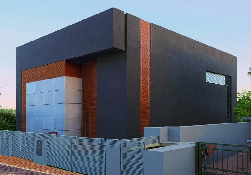 Boden Und Wandgestaltung In Weis Modern Haus | Möbelideen