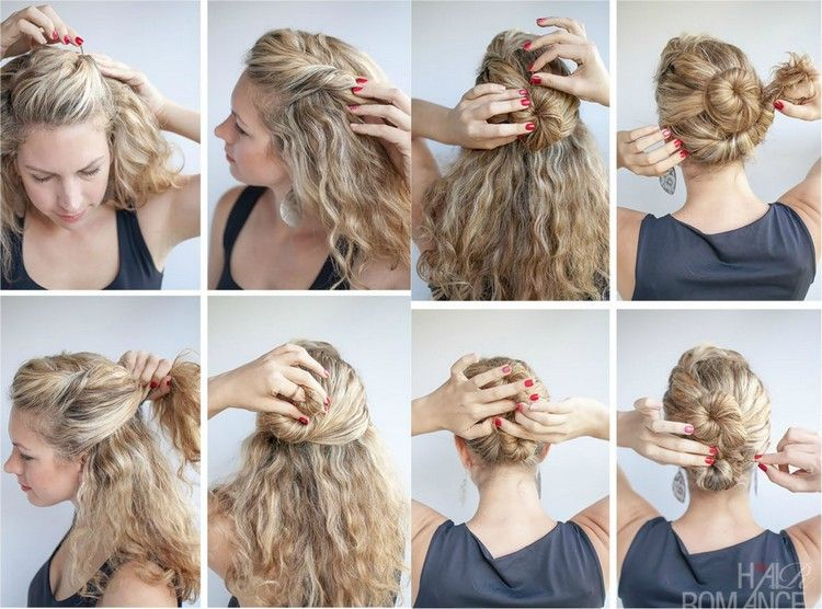 Frisuren Bei Naturlocken