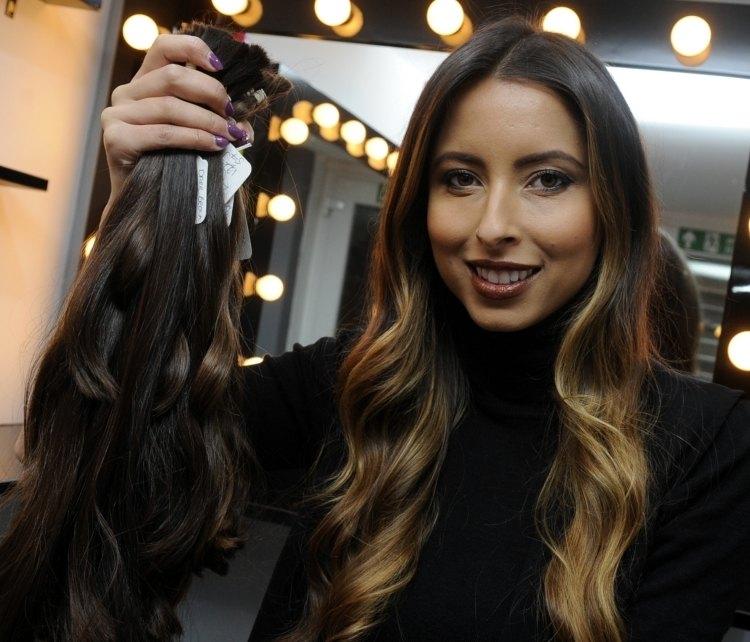 Haarverlängerung Mit Clips Und Tressen Methoden Tipps