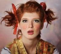 Zu Halloween schminken - einfache Anleitungen in48 Bildern