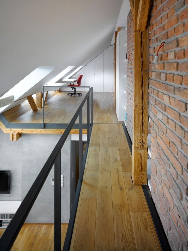 25 Ideen fr Wohnung einrichten mit Dachschrgen