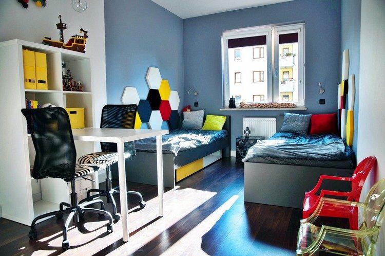 Wandfarbe Jugendzimmer Junge | Einzigartig Kinderzimmer ...