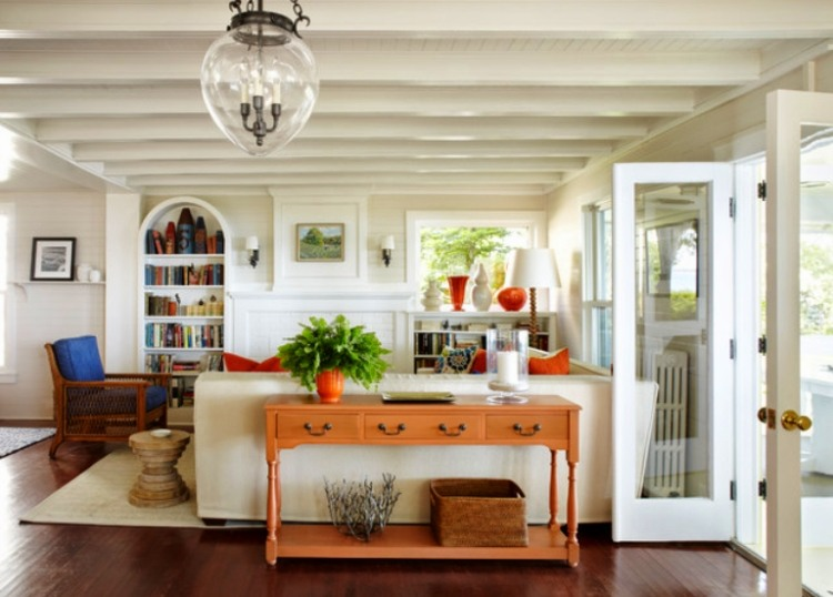konsole hinter sofa. Black Bedroom Furniture Sets. Home Design Ideas