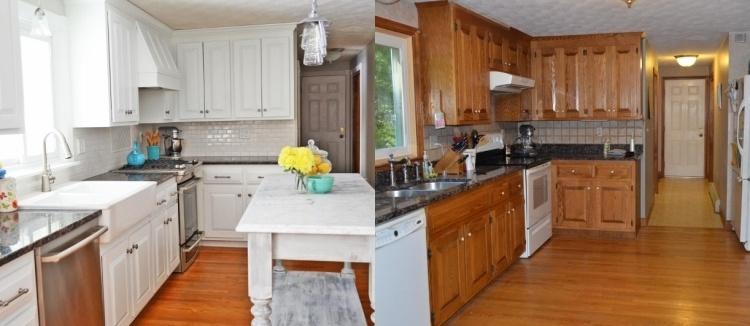 Küche Fronten Austauschen Kosten – Home Sweet Home