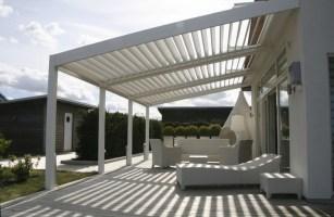 Moderne Terrassenüberdachung   60 verschiedene Ideen
