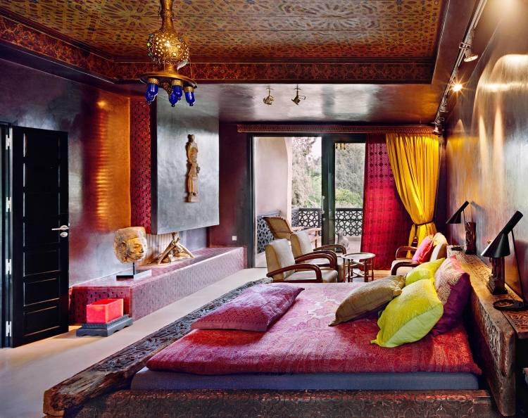 50 orientalische Wohnideen mit Wohnaccessoires und Deko