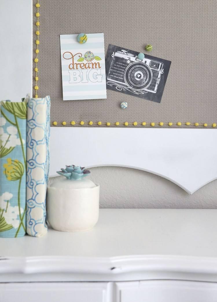 Kreativ die Wohnung dekorieren  50 Ideen für kleines Budget