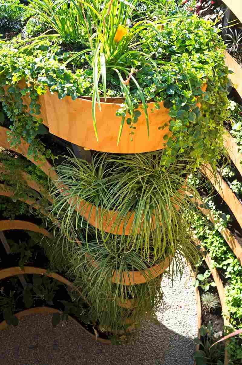 hochbeet bepflanzen stauden hochbeet im garten ein neues projekt, Garten und erstellen
