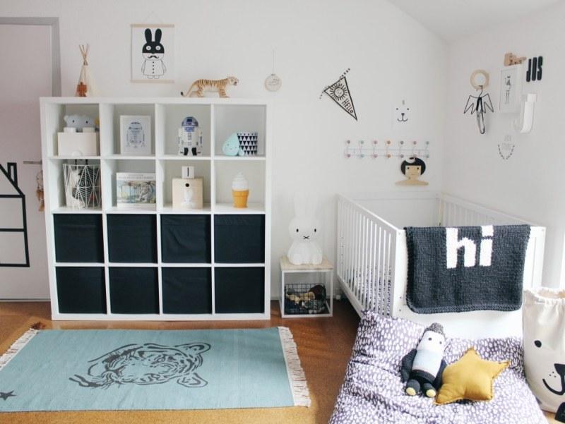 Ikea Regale Kallax  55 coole Einrichtungsideen