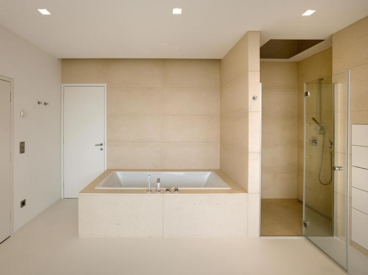 Badewanne einmauern mit Ablage - 35 Ideen und Anleitung