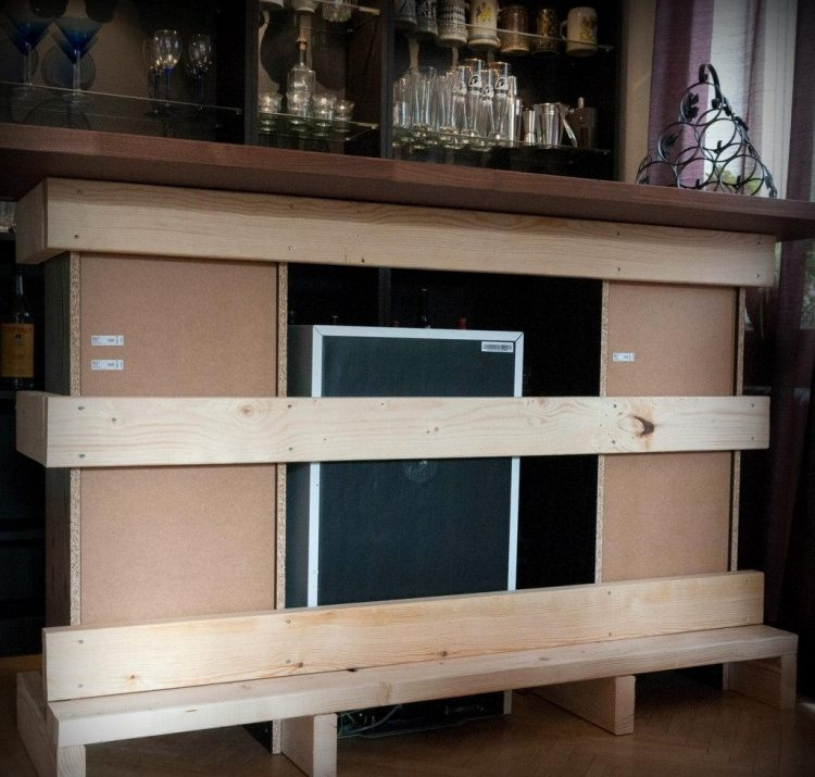 Tresen Kuche Selber Bauen Best Hausdesign Tresen Aus