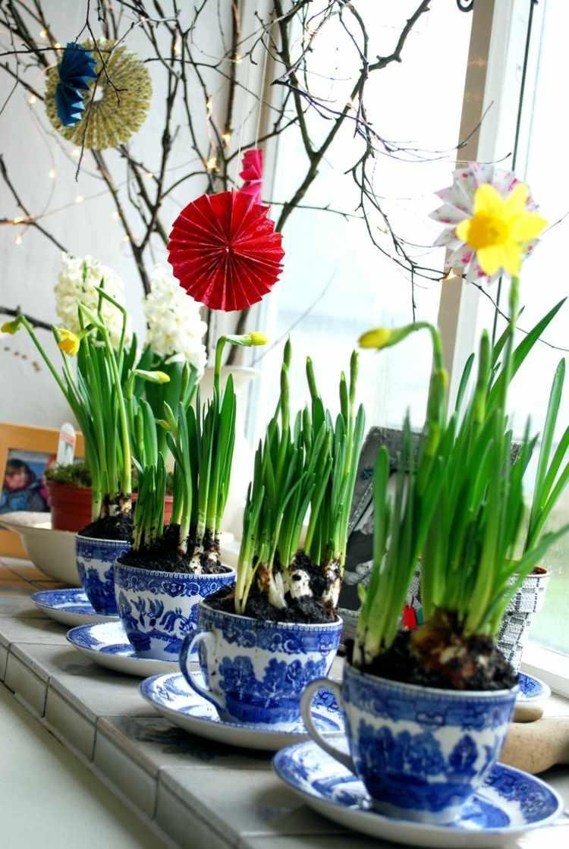 48 Fensterbank Deko Ideen fr jede Jahreszeit und jedes Fest