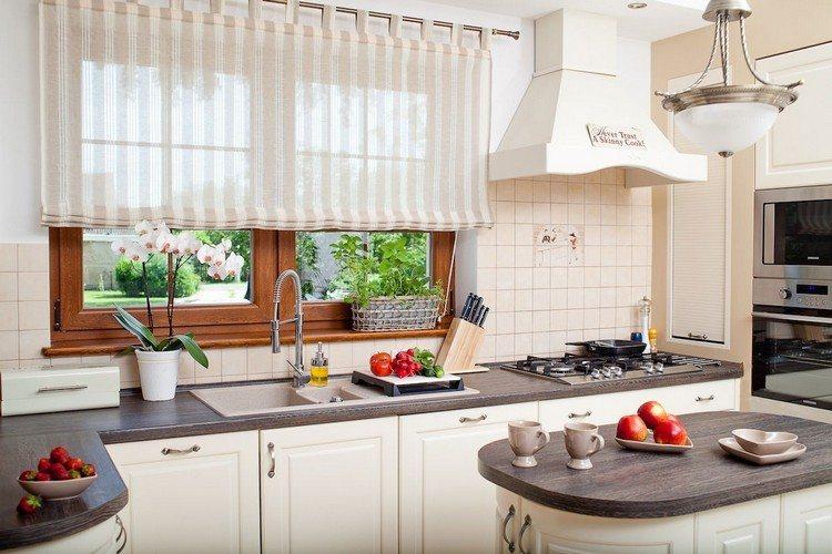 Fenstervorhange Ideen Kuche Modern U2013 Equint, Kuchen Deko