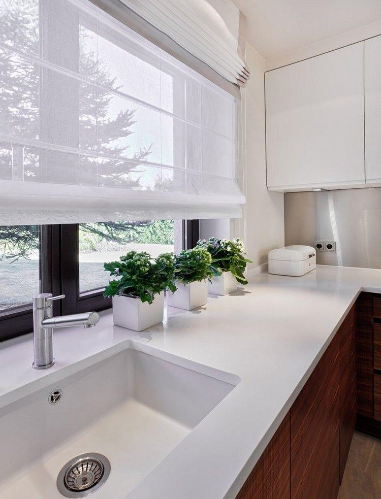 Fenstervorhange Ideen Kuche Modern U2013 Topby, Kuchen Deko