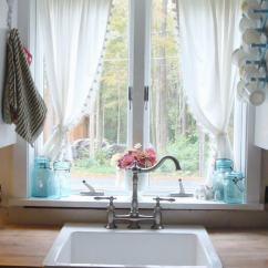 Kitchen Window Curtains Islands Ideas 50 Fenstervorhänge Ideen Für Küche - Klassisch Und Modern