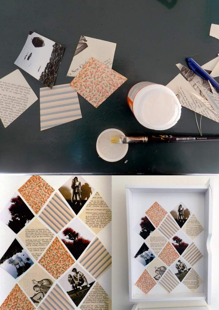Fotocollage selber machen  20 coole Ideen und Anleitung