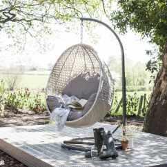 Wicker Hammock Chair Gaming Chairs For Small Rooms 35 Hängesessel Mit Gestell - Praktisch Für Innen Und Außen