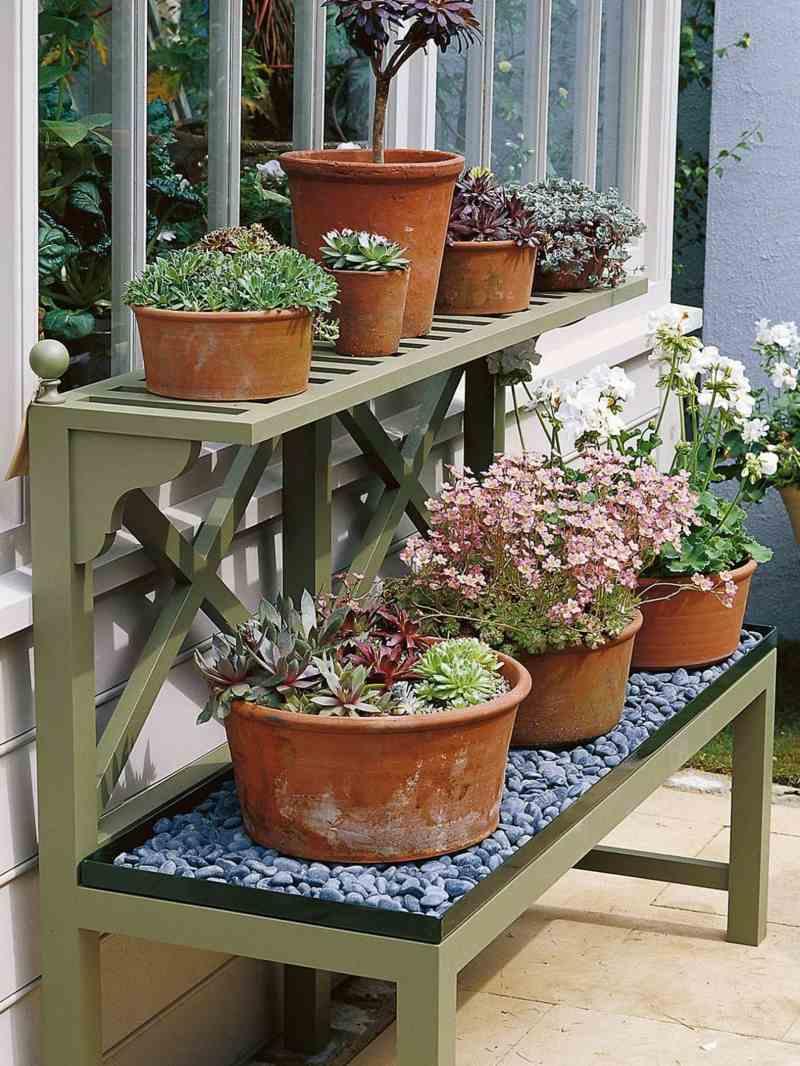 awesome terrassenbepflanzung ideen beete gestaltung gallery, Terrassen ideen
