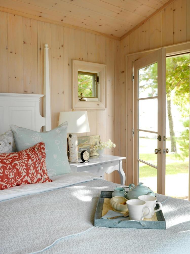 landhaus schlafzimmer komplett weiss pinie mariana - boisholz,
