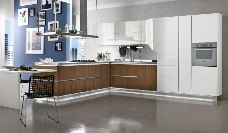 Moderne Kcheneinrichtungen  32 HiTech Wohnideen