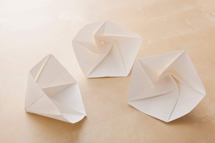 Anleitung Origami Awesome Origami Lampe Anleitung Chestnut Gevouwen