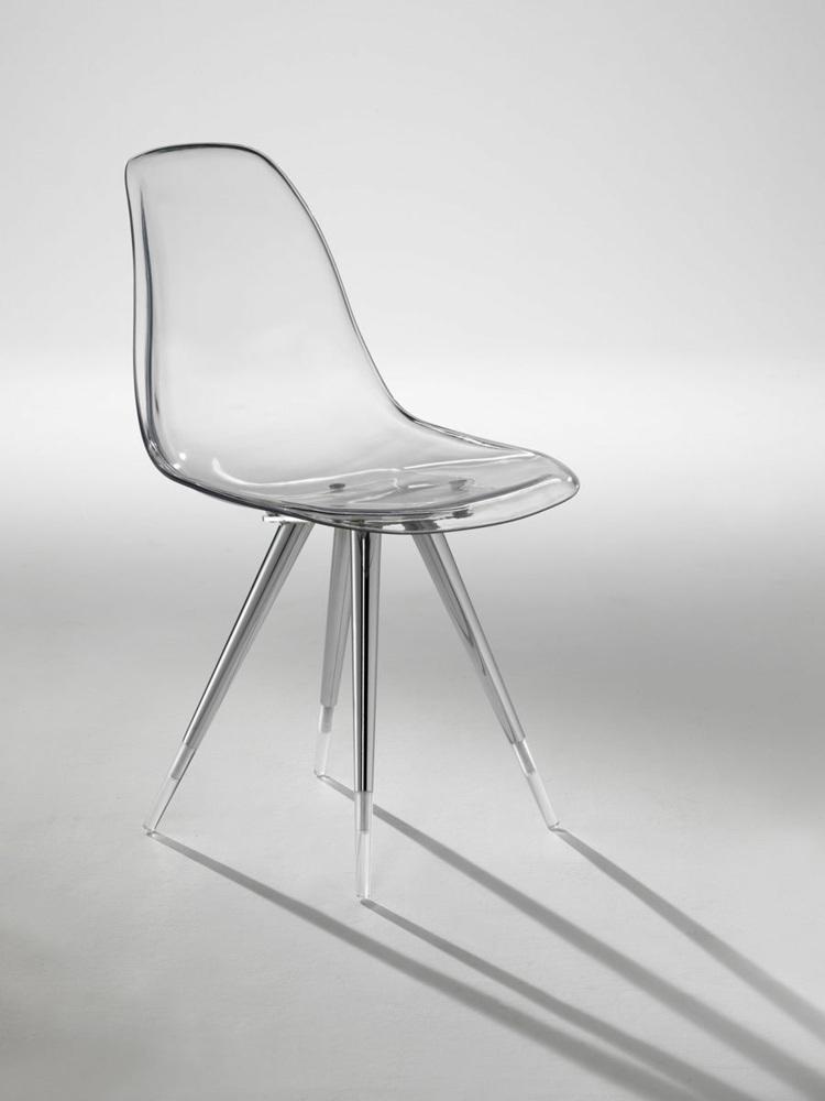 Stuhl transparent  34 attraktive Modelle fr die Einrichtung