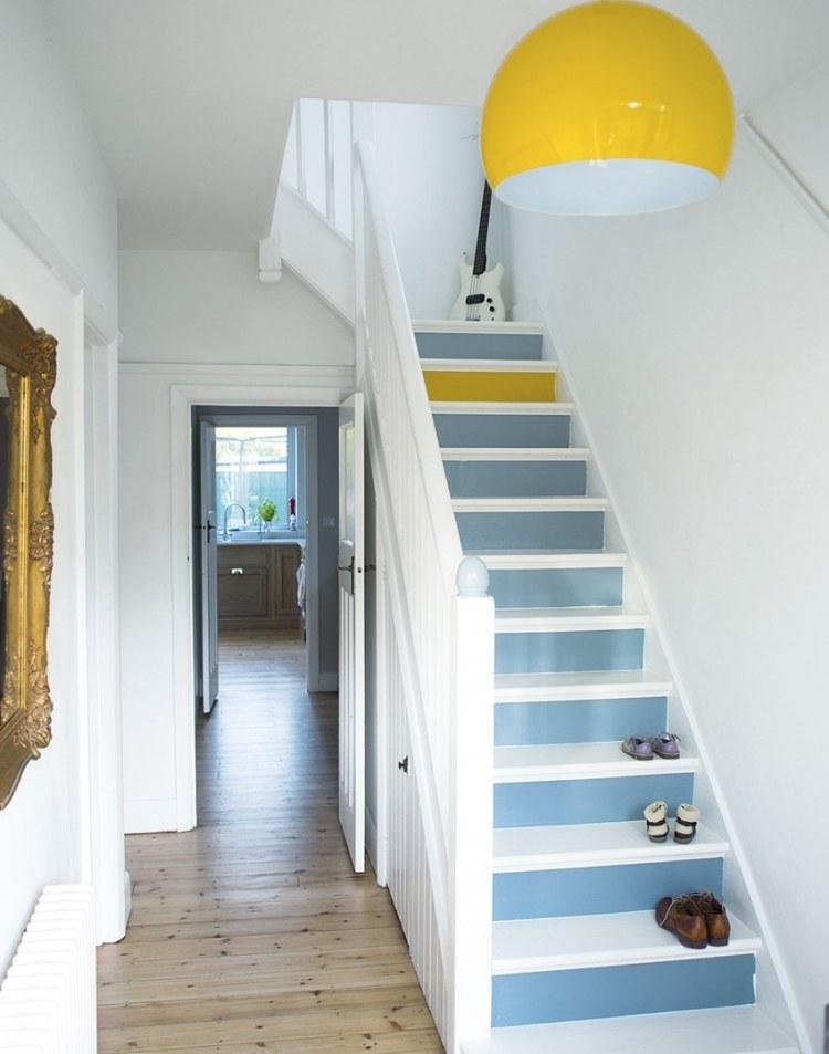 Gut Treppenhaus Renovieren Treppenhaus Tapezieren