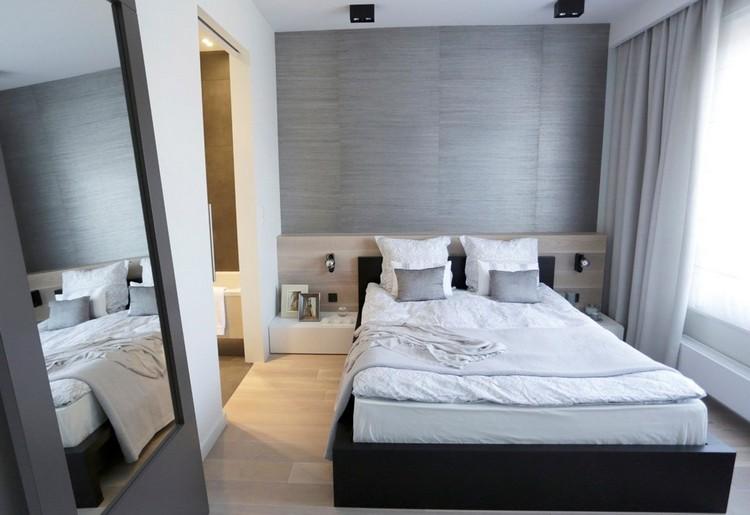 Schlafzimmer Ideen Mit Weissen Mobeln Minimalistische Rote
