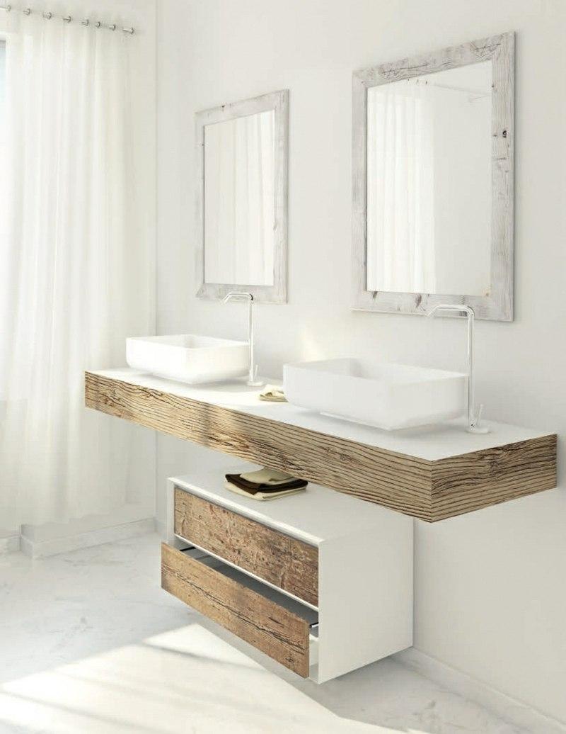 Moderne Shabby Badezimmer Möbel Von Bianchini & Capponi