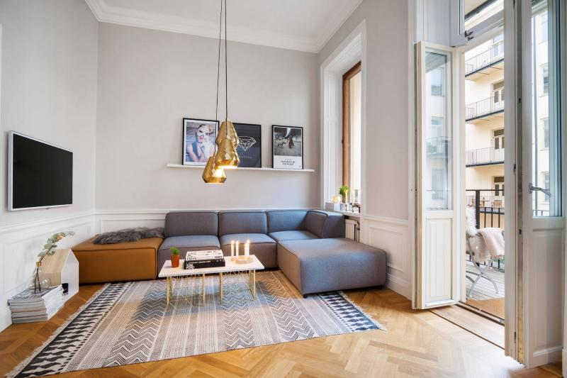 deko furs wohnzimmer im skandinavischen stil tipps und bilder wohnzimmer 1 40