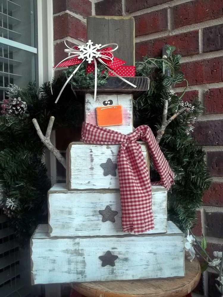 gartendeko weihnachten - meuble garten, Gartenarbeit ideen