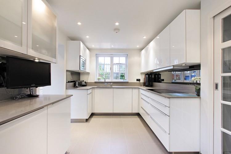 ikea kuche weiss hochglanz - tyentuniverse - Ikea Küche Eckschrank Karussell