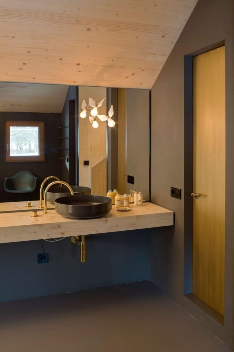 Minimalistisch Wohnen Mit Mediterranem Flair Haus In