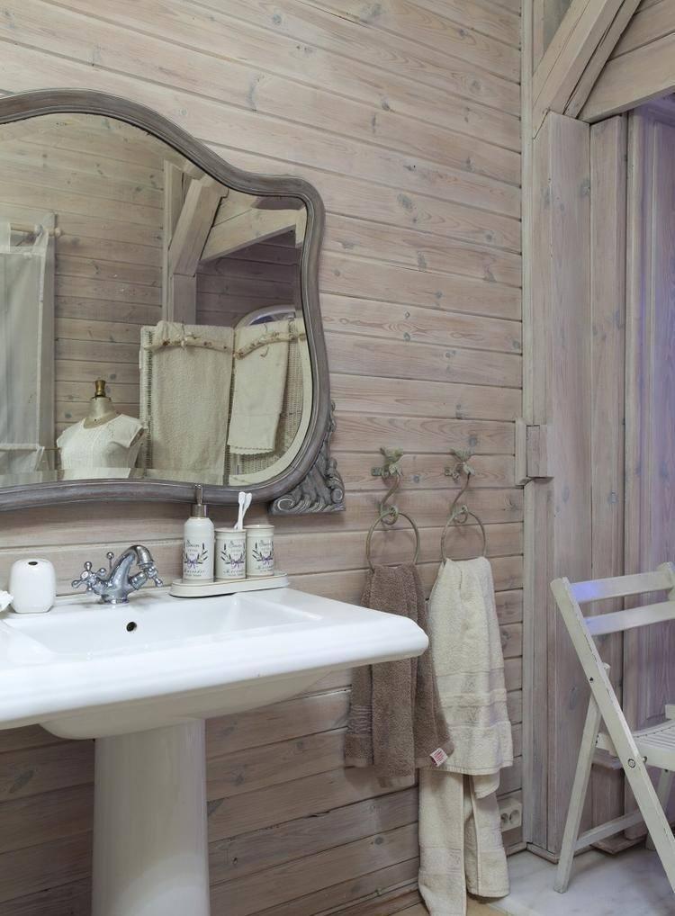 Wandpaneele aus Holz wei lasieren  35 Ideen frs Landhaus