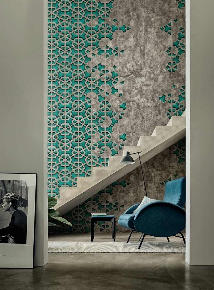 Moderne Fassadengestaltung und Outdoor Dekoration von Wall