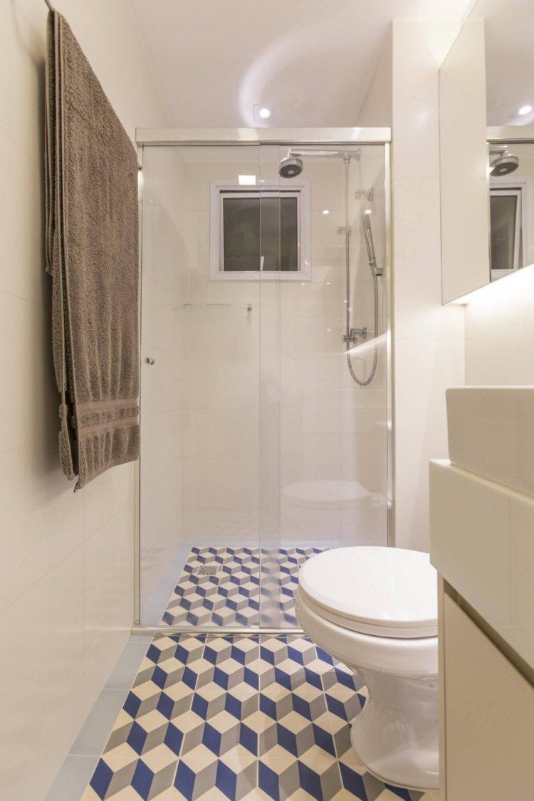 Schlafzimmer Einrichtung in Wei  Apartment Vila Madalena