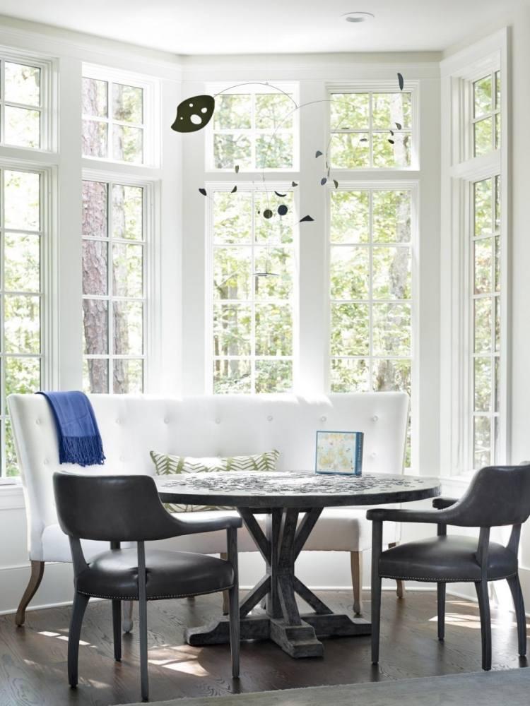 Sitzecke Kche Ideen  Essbereich mit Sitzbank