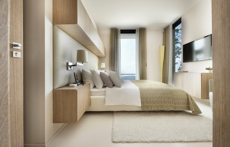 wohnzimmer farbgestaltung wohnlich atmosphare » terrassenholz, Mobel ideea